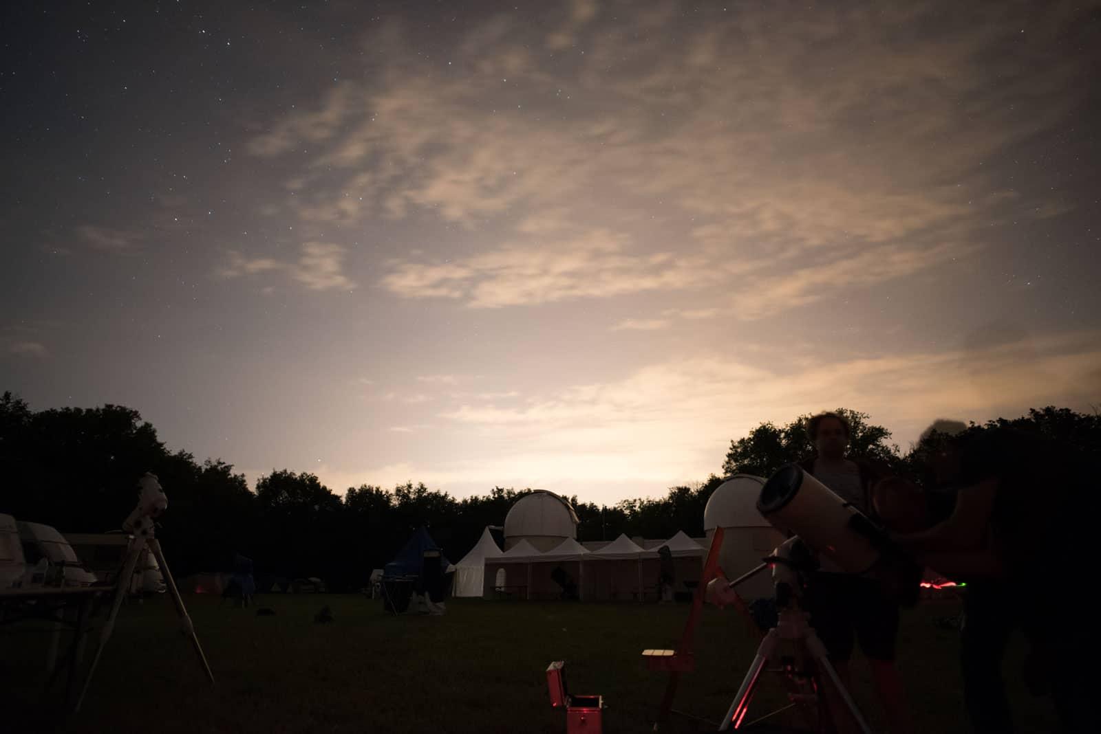 Test du filtre NiSi Natural Night pour l'astrophotographie