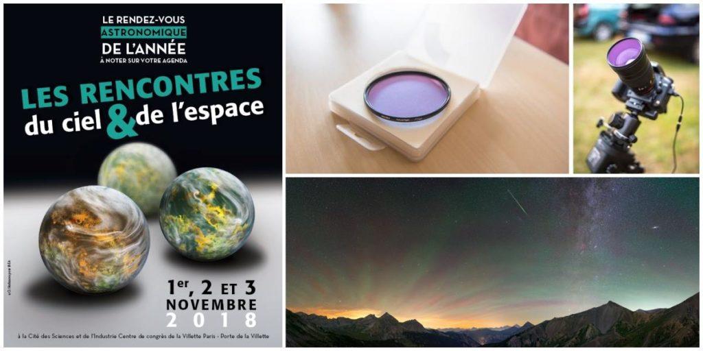 Ateliers techniques aux Rencontres du Ciel et de l'Espace 2018